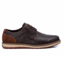 Zapatos 043177 marrón