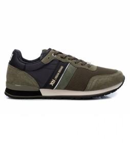 Zapatillas 043256 verde