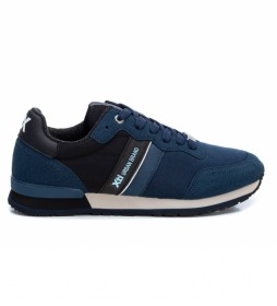 Zapatillas 043256 marino