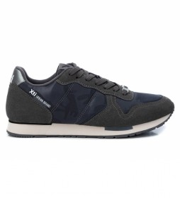 Zapatillas 043259 negro