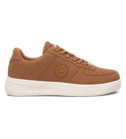 Zapatillas 043261 marrón