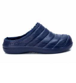 Zuecos 043425 azul