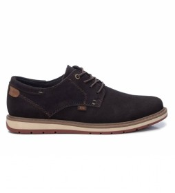 Zapatos 044210 marrón