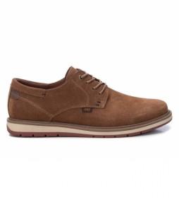 Zapatos 044210 camel
