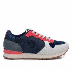 Zapatillas 043106 azul