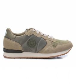 Zapatillas 043106 verde