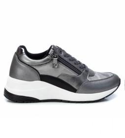 Zapatillas 043124 gris