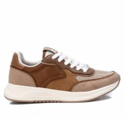 Zapatillas 043326 marrón