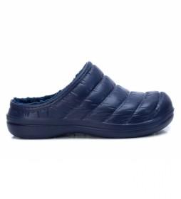 Zuecos 043427 azul