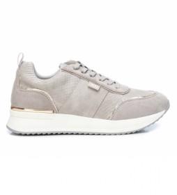 Zapatillas 043488 gris