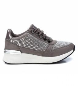 Zapatillas 044365 gris
