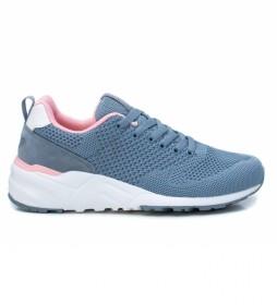 Zapatillas 049911 azul