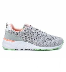 Zapatillas 049911 gris
