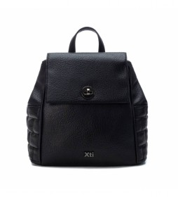 Bolso 075975 negro -26 x 31 x 11 cm-