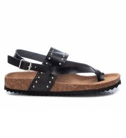 Sandalias 035677 negro
