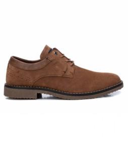 Zapatos 036653 marrón