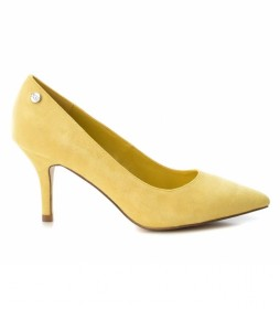 Zapatos 034066 amarillo -Altura del tacón: 7 cm-