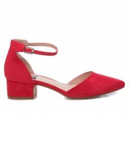 Zapatos 034272 rojo
