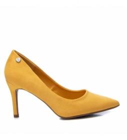 Zapatos 034296 amarillo -Altura tacón: 8cm-