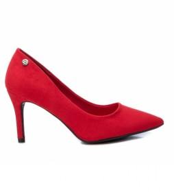 Zapatos 034296 rojo -Altura tacón: 8cm-