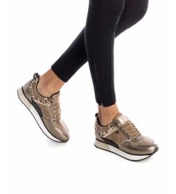 Zapatos 036703 oro