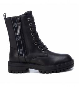 Botines 05768001 negro