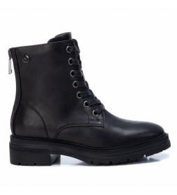 Botines 0577560 negro
