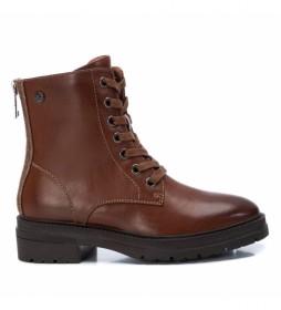 Botines 05775602 marrón