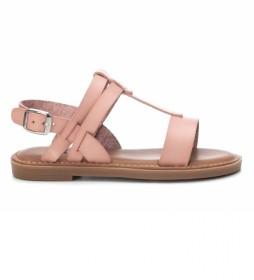 Sandalia de niño  XTI KID 057621 marrón