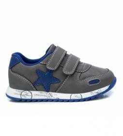 Zapatillas 057345 gris