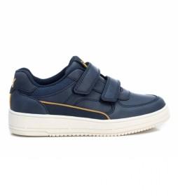 Zapatillas 057649 navy