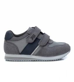 Zapatillas 057795 gris