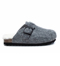 Zuecos 057826 gris