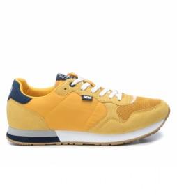 Zapatillas 049660 amarillo