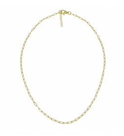 Collar de Plata chapado en Oro