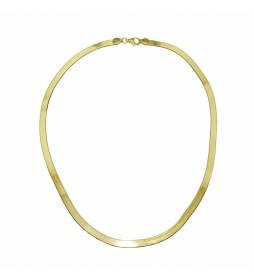 Collar de Plata Magic chapado en Oro.