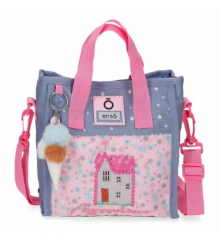 Comprar Enso My Sweet Home Handbag -20x22x10cm- rosa, azul