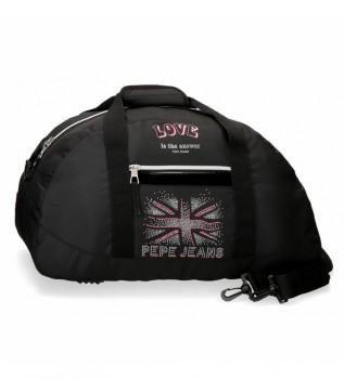 Comprar Pepe Jeans Ada Travel Bag preto -50x27x20cm