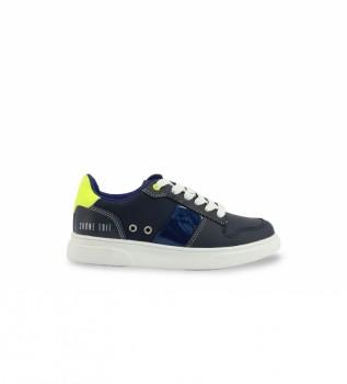 Buy Shone Shoes S8015-013 blue