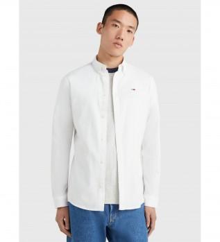 Acheter Tommy Hilfiger TJM Slim Stretch Oxford Shirt blanc