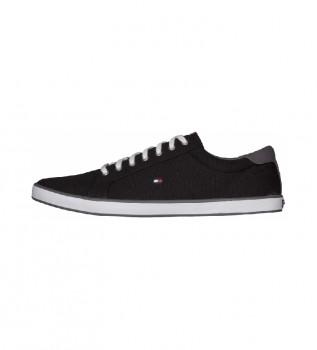 Acheter Tommy Hilfiger Sneakers H2285ARLOW 1D noir, blanc