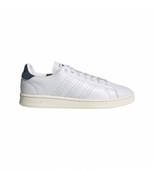 Acheter adidas Sneakers Advantage blanc, marine