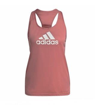 Comprar adidas Camiseta W BL TK rosa