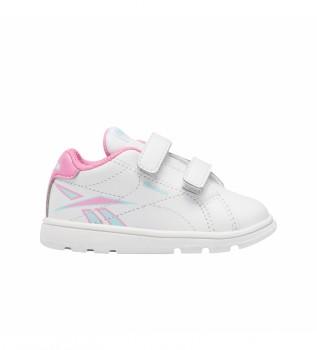 Buy Reebok Royal Complete CLN 2.0 2V Shoes white, pink