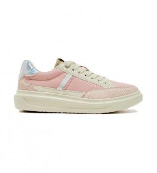 Comprar Pepe Jeans Sapatos Abbey Shade Face Shoes rosa