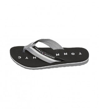 Comprar Tommy Hilfiger Chanclas Tommy Loves NY negro