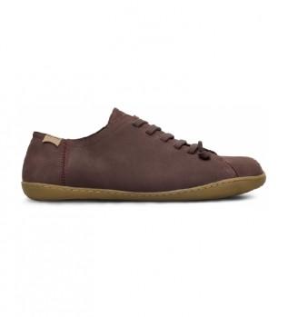Comprare CAMPER Sneaker Peu Cami in pelle marrone
