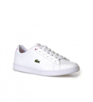 Acheter Lacoste Chaussures Carnavy Evo blanches