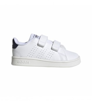Buy adidas Advantage I shoes white, blue