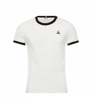 Acheter Le Coq Sportif T-shirt Essentiels N°4 New Optical blanc optique